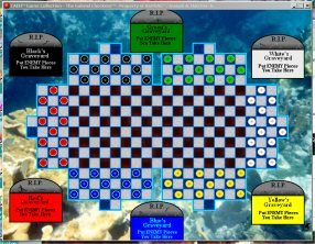 CAEH Checkers 6PL Screenshot